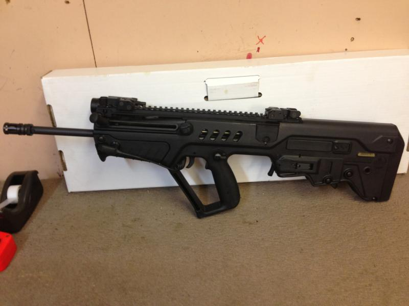Imported by North Sylva, the Gen2 Tavor