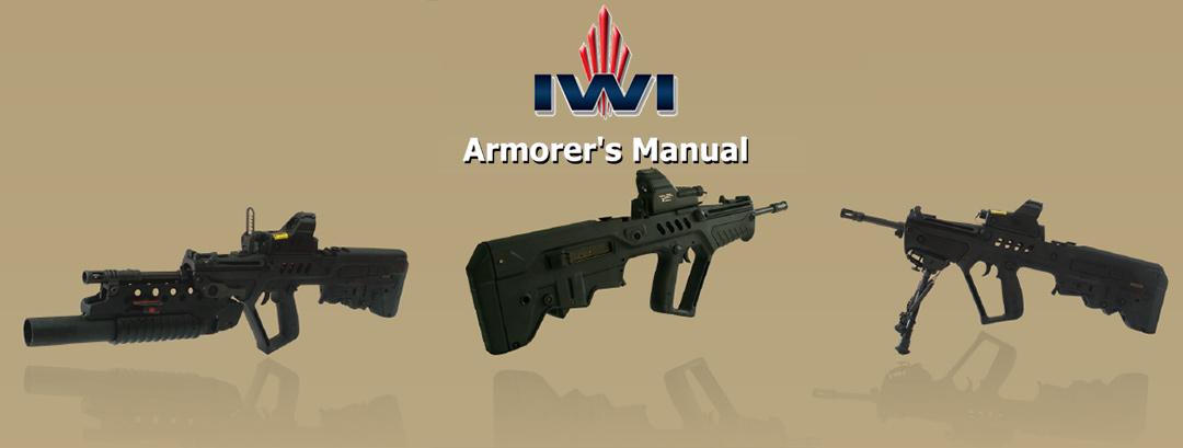 Tavor TAR-21 Armourer's Manual